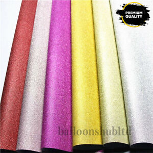 Wrapping Paper Glitter Gift Present Birthday Wrap Wedding Party Sheet 69CMX49CM