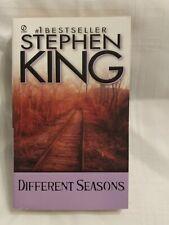 Different Seasons by Stephen King (1983, Mass Market, Reprint)