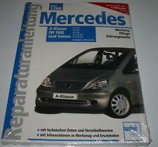Reparaturanleitung Mercedes W 168 A-Klasse / Vaneo A 140 160 + CDI 190 170 CDI!