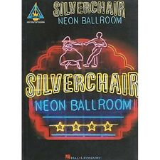 SILVERCHAIR - Neon ballroom - LIBRO SPARTITO USATO 1999 OTTIME CONDIZIONI