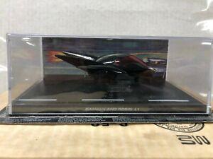 BATMAN & ROBIN BATMOBILE Plastic Case - great EAGLEMOSS series all kinds of BM