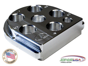 Dillon Precision XL650 - 750 Style tool head Billet Aluminum CNC USAMadeToolhead