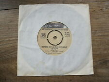 "VG+  TRINI LOPEZ - Gonna get along without ya now / Love letters - 7"" single"