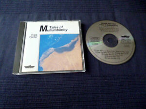 CD Frank Fischer Tales Of Mullumbimby Büdi Siebert Innovative Communication nm