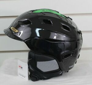 New 2017 Smith Women's Vantage Snowboard Helmet Adult Medium 55-59cm Black Pearl
