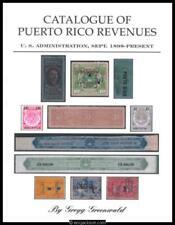 Greenwald, Gregg. Catalogue of Puerto Rico Revenues: U.S. Administration