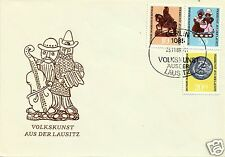 EAST GERMANY, (DDR), FIRST DAY COVER, # 98