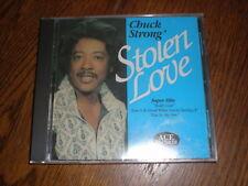 Chuck Strong CD Stolen Love SEALED NEW