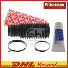 FEBI Spurstange Manschette Lenkmanschette BMW 5er E39 520-530i 520-530d vorn