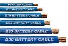 sinuslive Cable de alimentación Cable de energía 16MM ² 16qmm Azul Nueva Era