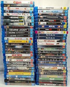 Blu-ray Movies Assorted