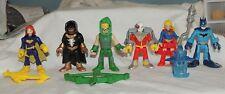 New Imaginext DC Super Friends Blind Bag Series 5 Supergirl Green Arrow Deadshot