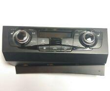 AUDI A4 B8 A5 8T Q5 DIGITAL CLIMATE CONTROL PANEL RHD 8K2820043AQ > HEATED SEATS