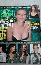 Celebrity Skin #129 June 2004 Featuring Jessica Alba & Scarlett Johansson