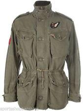 Ralph Lauren Hip Length Zip Military Coats & Jackets for Men