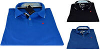 Polo T-shirt Maniche Corte Custom Fit Uomo ELVSTROM Polo T-Shirt Short Sleeves