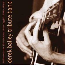 Andrea Centazzo Ense - Derek Bailey Tribute Band [New CD]