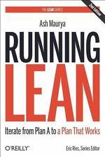 Running Lean: iterar de un plan a un plan que funciona (serie magra)