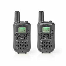 Radio ricetrasmittenti walkie-talkie PMR 5 km – Uso libero senza licenza