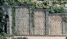Woodland Scenics Cut Stone Retaining Walls Ho Model Railroad Plaster Castin Mi59