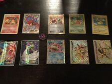 extremely rare pokemon cards: CHARIZARD HOLO 4 secret rares 8 holos and more