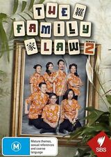 The Family Law Series 2 SBS ALL Region DVD Brand New Sealed