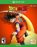 DRAGON BALL Z : Kakarot - Xbox One Game Brand New Sealed