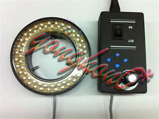 60 White Led Ring Light Illuminator 4 Nikon Olympus Leica Zeiss Meiji Microscope