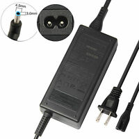 65W AC Adapter For HP 15-R132WM Laptop Power Supply Charger with Cord