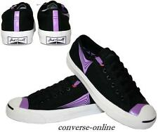Women's CONVERSE JACK PURCELL Product Red BLACK PURPLE Trainers Shoes SIZE UK 5