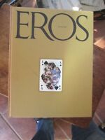 4 Vols. EROS,Spring 1962 - Winter 1962, Nos.1,2,3,4,Illustrated,1st Editions