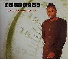 DR. ALBAN : LET THE BEAT GO ON ( DINDOGAMADUB ) - [ CD MAXI ]