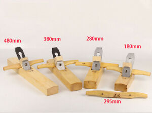 Small Wood Planes Woodworking Planer Planing Carpenter Hand Plane 1set