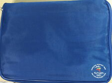 Official SYDNEY OLYMPICS 2000 Blue PIN Trading Storage BAG 4 2-Sided Pages 12x9