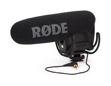 Rode VideoMic Pro Directional On-camera Microphone RØDE VMPR Open Box Demo