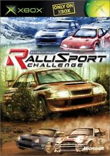 Used Xbox Rally Sport Challenge  MICROSOFT JAPAN JP JAPANESE JAPONAIS IMPORT