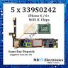 5 x 339S0242 - iPhone 6 / 6+ WiFi Wireless Bluetooth Repair IC's- U5201_RF