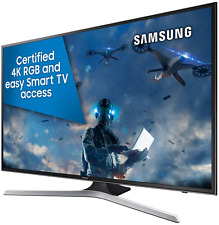 "NEW SAMSUNG 65"" SERIES 6 MU6100 4K Ultra HD LED LCD Smart TV UA65MU6100WXXY"