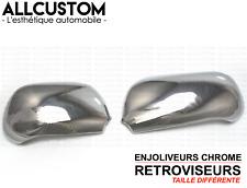 ENJOLIVEURS CACHES COQUE CHROME RETROVISEURS pour AUDI 07-10 A8 S8 SLINE QUATTRO