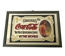 The Coca-cola Company Specchio Pubblicitario ' THE MOST REFRESHING DRINK'