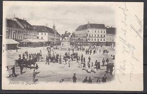 Bosnia Herzeg- 1900 year - postcard Zagreb/Kljuc