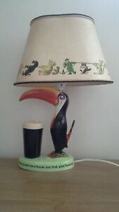 Carltonware Guinness Lamp