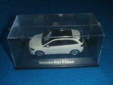 Mercedes Benz W 247 - Neue B Klasse 2019 Polarweiß 1:43 Neu OVP