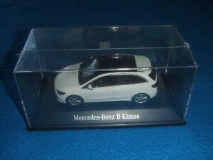 Mercedes Benz W 247 - Nuovo B Classe 2019 Bianco Polare 1:43 Nuovo Conf. Orig.