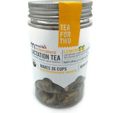 Milkmakers Lactation Tea Lemon Makes 36 Cups No Caffeine Free Shipping