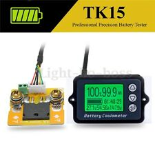 TK15 50A High Precision LiFePO/Lithium/Lead Acid Battery Tester Coulomb Counter