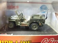 Schuco Military Series USA Junior  Line Willy's Jeep 1:72 Scale MIB