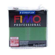STAEDTLER FIMO Professional Modelling Clay 85g Leaf Green