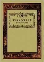 Dark Souls III Design Works Artbook Illustration Japan [DHL]
