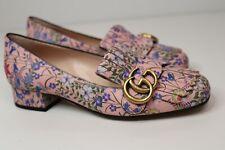 Gucci Zapatos Damas Mocasín mocasín cuero talla 36.5 Reino Unido 3.5